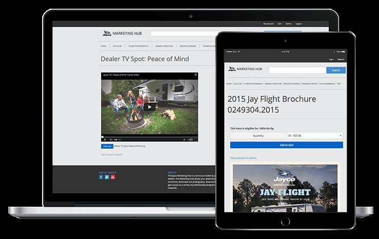 latigo-hub-video-page