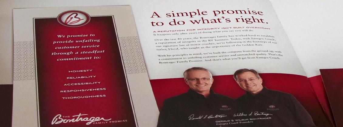 Bontrager Promise Campaign